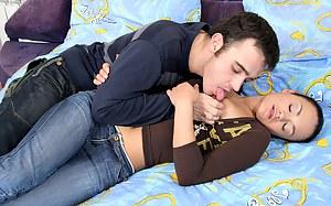 Teen Tit Sucking Porn Pictures